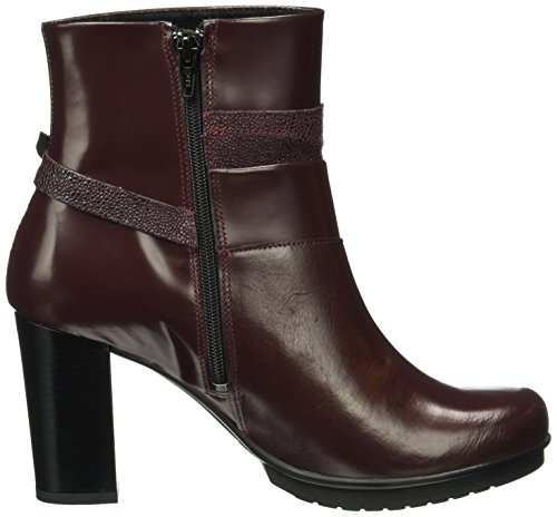 Women's combi Ankle Edina Rot Marc 00041 Boots Shoes Red Bordo 8v1w1qB5U