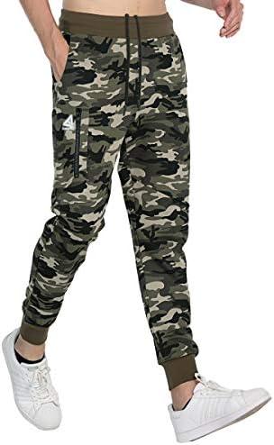 Womens Camo Cargo Hip Hop Military Long Pants Trousers Bottoms Joggers Shorts UK