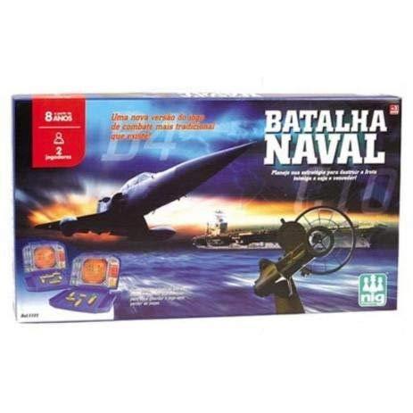 Jogo Batalha Naval, Nig Brinquedos