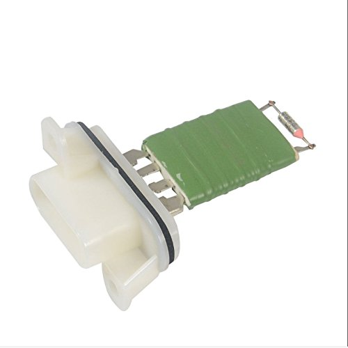 15218254 HVAC Blower Motor Resistor Replacement Exactly Fit For 2004-2008 Chevy Chevrolet Colorado or GMC Canyon 2003-2006 SSR