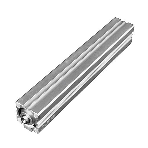 ECO-WORTHY Air Cylinder SDA40 x 300mm Double Acting Pneumatic Air Cylinder Stroke 12 Inch 300mm