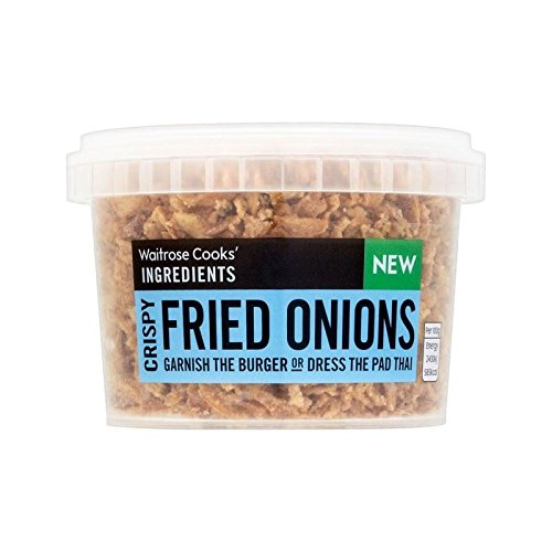Cooks' Ingredients Crispy Fried Onions 100g - Pack of 6
