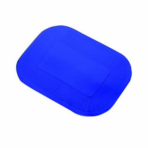 Dycem Pad - DycemPads & Activity Pads, Rectangle - Textured, Blue, 10