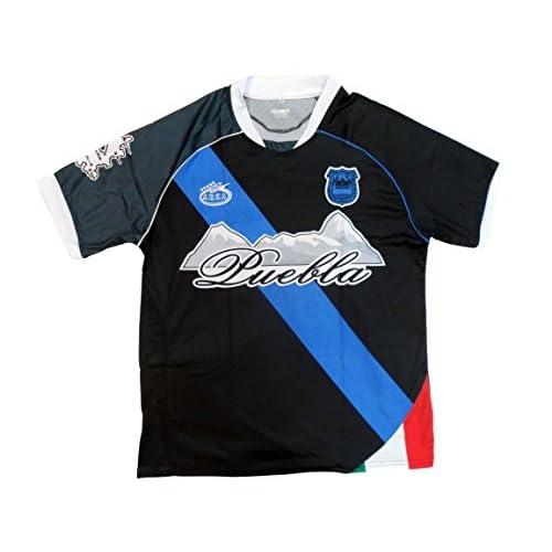 61fd65e636c97 Puebla Mexico Soccer Jersey Arza Design Color Black 50%OFF ...