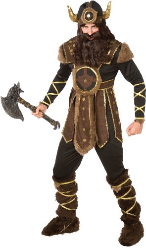 Mens Viking Costumes (Vicious Viking Adult Costume -)
