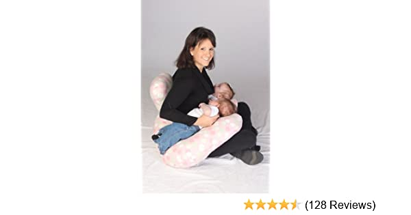 7e957aa94308 Amazon.com   THE TWIN Z PILLOW - CREAM - 6 uses in 1 Twin Pillow ...