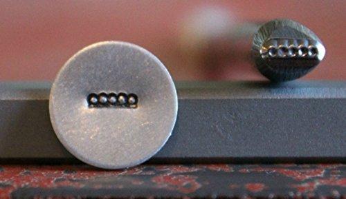 [해외]SUPPLY GUY 5mm 싱글 메탈 펀치 디자인 도장 : Southwest, Made in USA (세트가 아님)/SUPPLY GUY 5mm Single Metal Punch Design Stamp: Southwest, Made in USA (not a set)