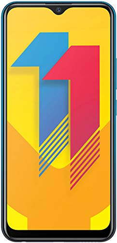Vivo Y11 (Mineral Blue, 3GB RAM, 32GB Storage) with No Cost EMI/Additional Exchange Offers