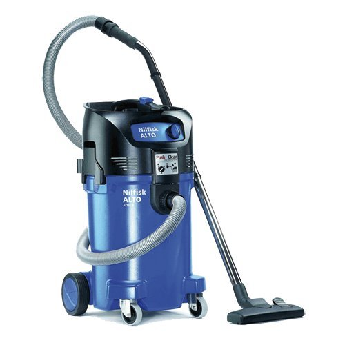 Wet/Dry Vacuum, 1.6 HP, 12 gal., 120V