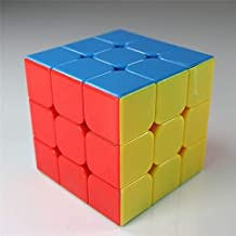 GoodPlay YJ Yulong Stickerless Smooth 3x3x3 Speed Cube Puzzle+one customized bag .HN#GG_634T6344 G134548TY12539