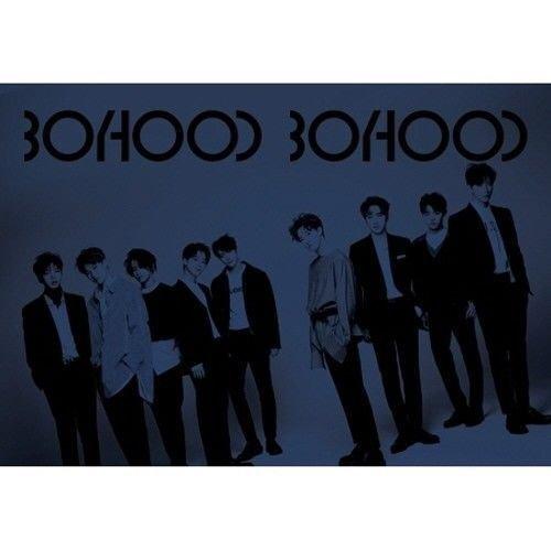 UNB - [BOYHOOD] 1st Mini Debut Album CD+120p Booklet+2p PhotoCard+Sticker K-POP Sealed