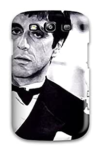 Durable Defender Case For Galaxy S3 Tpu Cover(al Pacino)