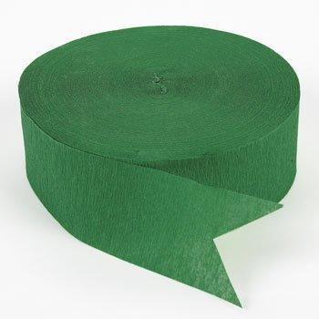 - Fun Express Emerald Green Jumbo Streamers (500 ft