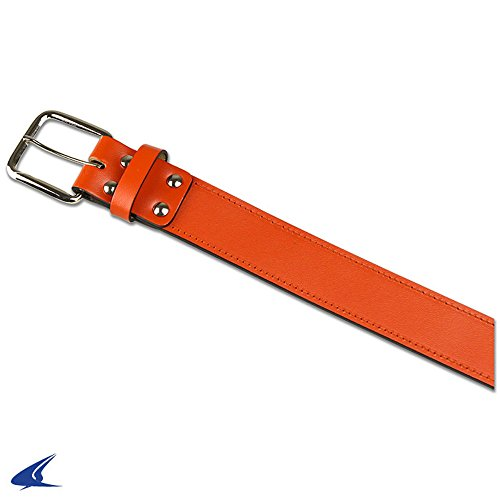Champro Leather Baseball Belt ORANGE M A063 A063OM