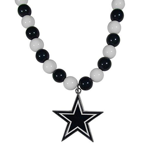 NFL Dallas Cowboys Fan Bead Necklace -