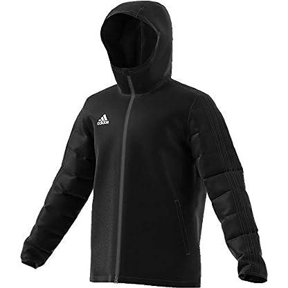 adidas Herren JKT18 WINT JKT Sport Jacket, Black/White, M 5