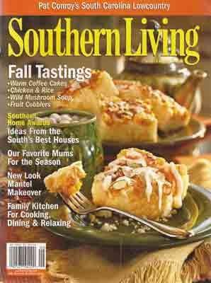 Southern Living September 2004