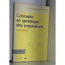 concepts en genetique
