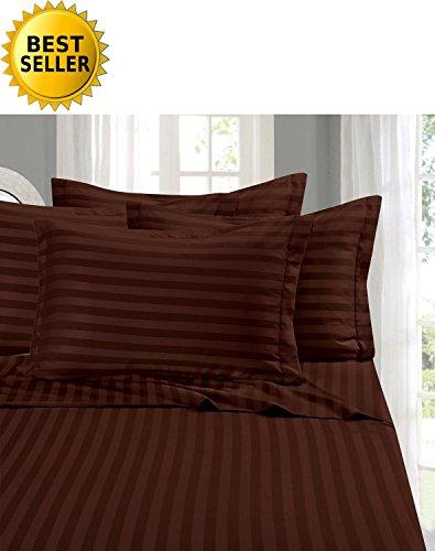 Elegant Comfort Bed Sheet Set on Amazon - Silky Soft - 1500