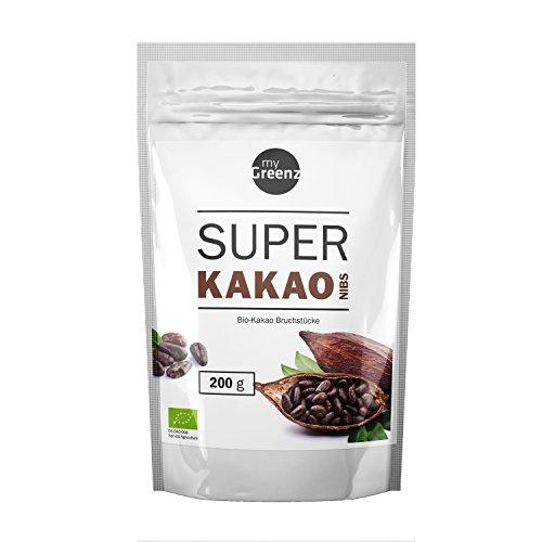 MYGREENZ SUPER KAKAO NIBS - 200g