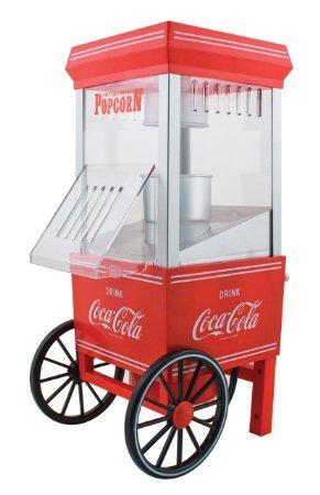 Nostalgia Electrics Coca Cola OFP501COKE Popcorn