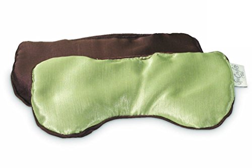 Pack 2 CVSHealth Sinus Soother Hot & Cold Therapy, Two-Tone Sage/Chocolate Brown, Soothers Sinus Congestion