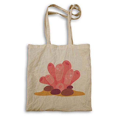 Tote Bag Per Pesci Art Animali Marini P924r