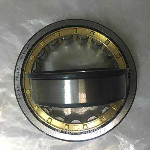 Color: NF219EM Fevas SHLNZB Bearing 1Pcs NF219 NF219E NF219M C3 NF219EM NF219ECM 9517032mm Brass Cage Cylindrical Roller Bearings