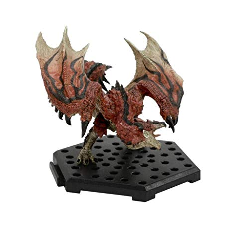 jiaming Monster Hunter Mundial Rathalos PVC Figure