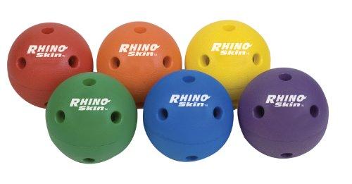 Champion Sports Rhino Skin 6 Inch Playground Ball Set