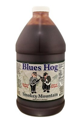 Blues Hog Smokey Mountain BBQ Sauce - 64 oz. Half Gallon