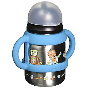 Sugarbooger Flip & Sip Cup, Retro Robot