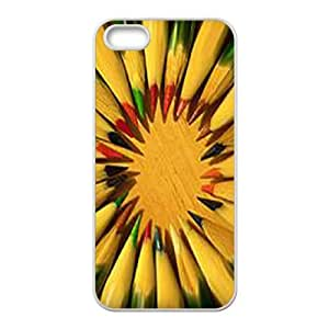 DDOUGS Pencil Series New Fashion Cell Phone Case for Iphone 5,5S, Customized Pencil Series Case