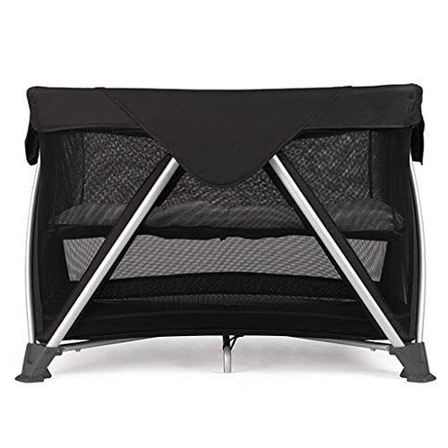 Bed Side Crib for Baby Sleeper Bassinet Includes Travel Case and Urine Pad Bedside Bassinets Mobile Nappy Station Bed…