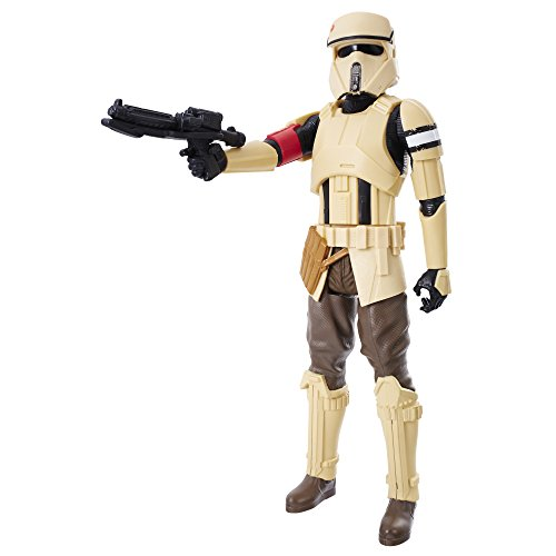 Star Wars Rogue One 12-inch Shoretrooper ()