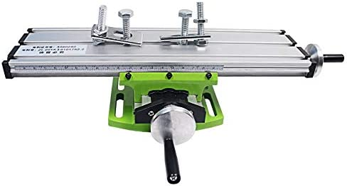 MXBIN Miniature Precision multifunción Fresadora Bench Drill Vise Fixture Mesa de trabajo X Y-eje de ajuste de coordenadas Tabla Herramientas de reparación de hardware: Amazon.es: Bricolaje y herramientas