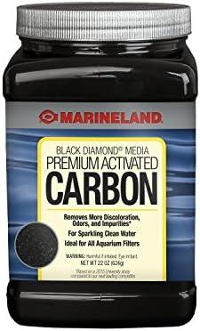 MarineLand Activated Carbon 22 Ounces Filter Media for Aquariums