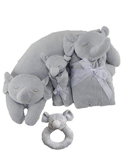 Angel Dear Curved Pillow - 9