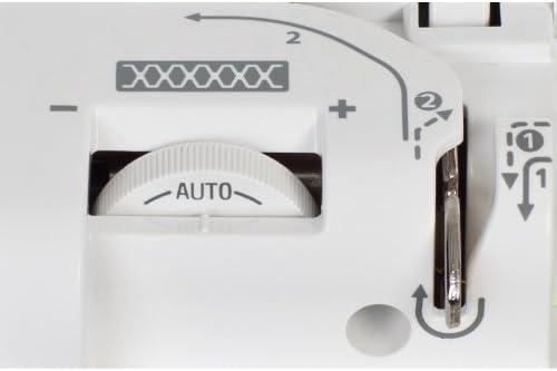 W6 N 3300 - Máquina de Coser: Amazon.es: Hogar