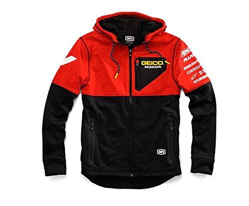 100-percent-honda-black-geico-technique-jacket-m-black