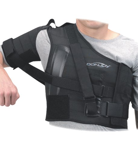 DonJoy Shoulder Stabilizer, Right Shoulder, XX-Large