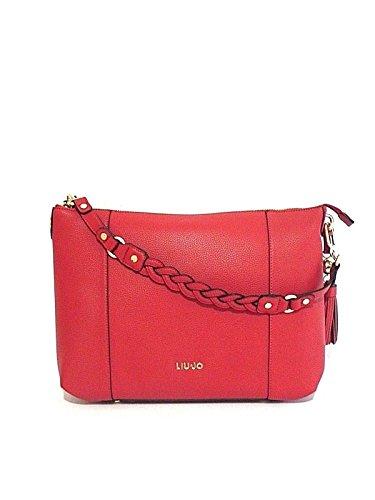 Liu Donna A18050e0086 Cherry Red jo Borsa Mod OHBOrP