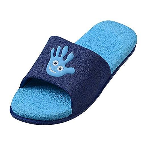 1a29920ae 85%OFF Cattior Mens Summer Cute Slide Sandals House Slippers ...