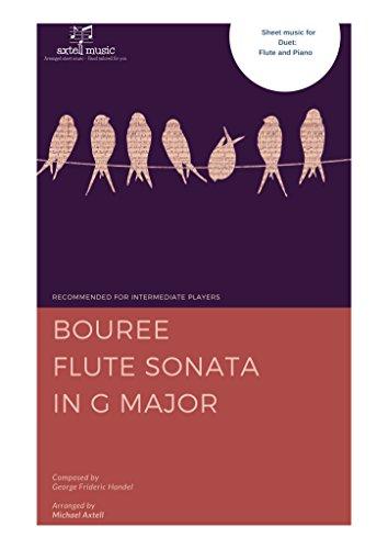 (Bouree Flute Sonata in G major)