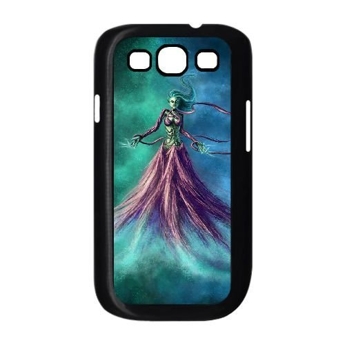 DEATH PROPHET Samsung Galaxy S3 9300 Cell Phone Case Black VBS_3677906