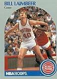 Bill Laimbeer Basketball Card (Detroit Pistons) 1990 Hoops #108