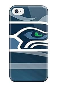 For Iphone 4/4s Fashion Design Seattleeahawks Case-uYmqODW7329DPlxq