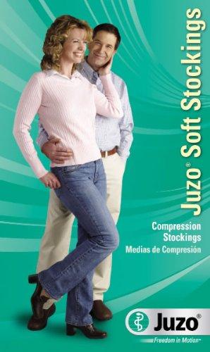 Juzo Soft Knee High 30-40mmHg Open Toe, IV, Beige