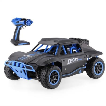 - Goolsky HB TOYS DK1802 1/18 2.4GHz 4WD High Speed Short Truck Off-road Racing Rally Car RTR