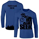 Mountain Biking MTB Jersey - Personalized Cycling